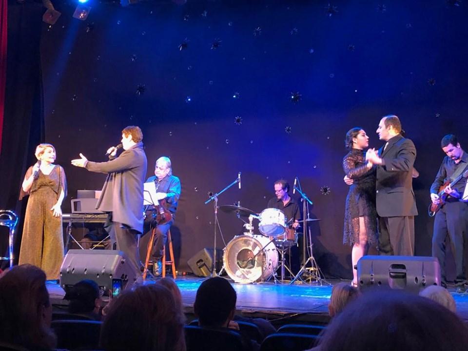 Uma noite em Las Vegas: Homenagem a Andrea Bocceli & Celine Dion