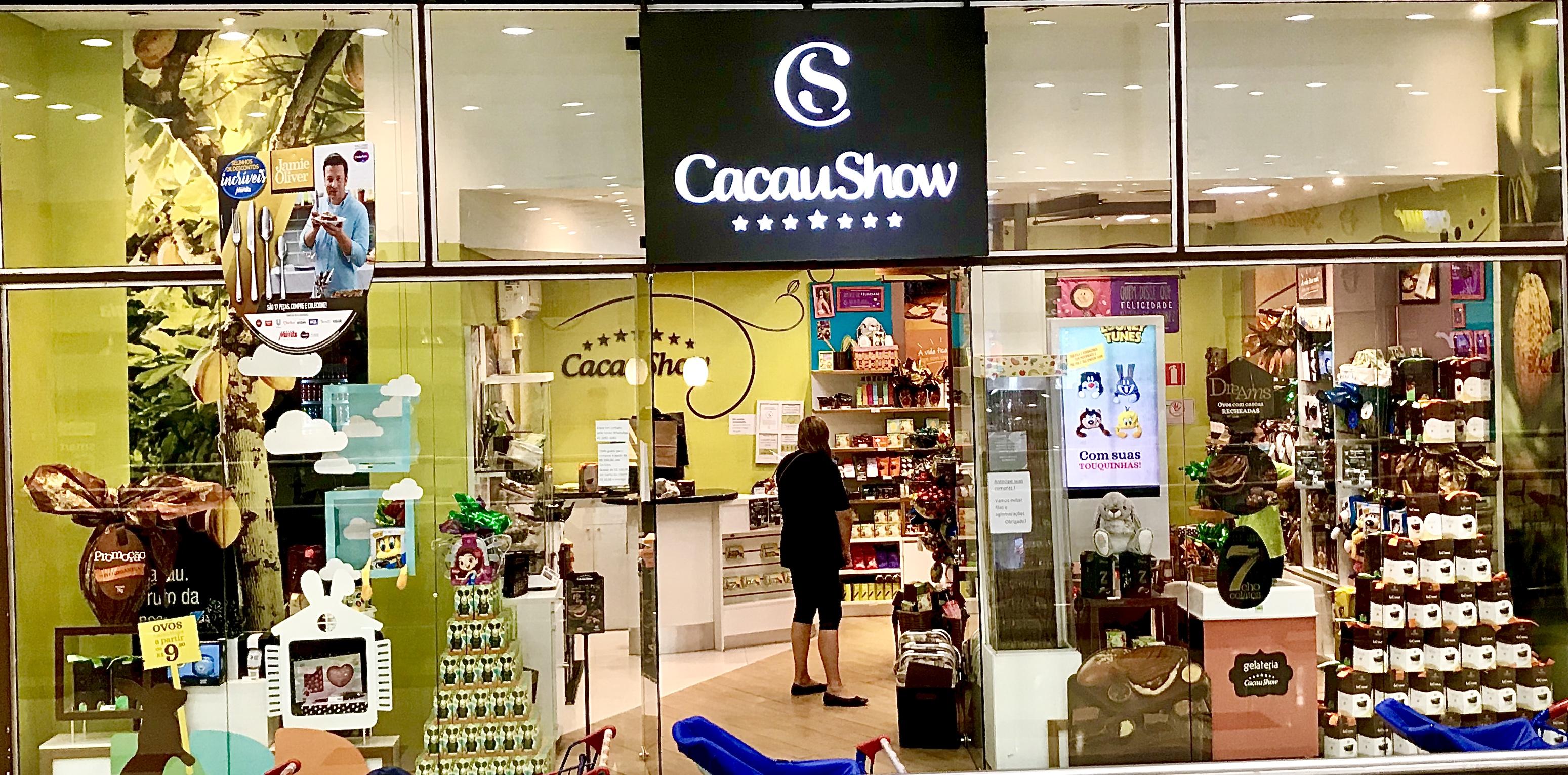Cacau Show -  Shopping Cidade