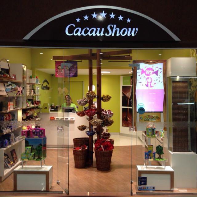 Cacau Show -  Muffato
