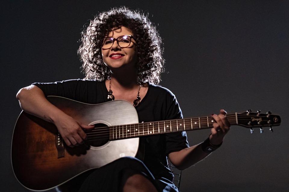 Roberta Campos no Guairinha