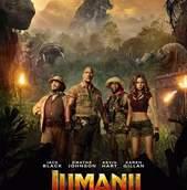 Jumanji — Bem-Vindo à Selva
