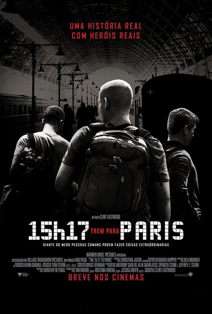 15h17 — Trem Para Paris