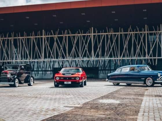 Old & Low Car Curitiba -  2ª edição