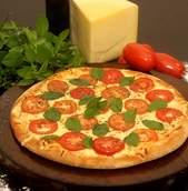 Pizzaria Boca de Forno dá pizza doce de cortesia