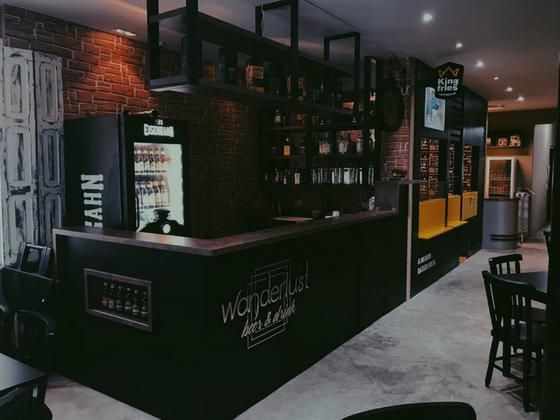 Quinta Blues na Wanderlust Beer & Drinks