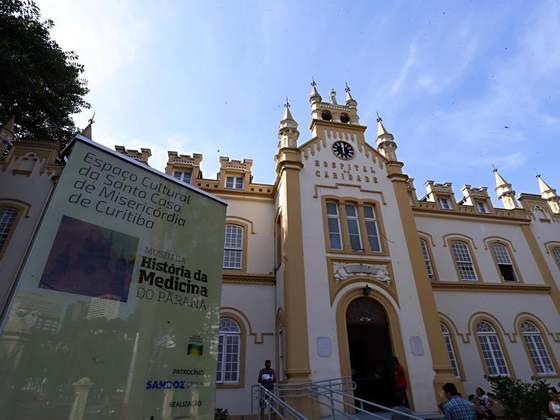 Museu da História da Medicina do Paraná