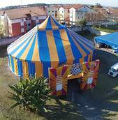 Circo da Cidade do Zé Preguiça