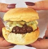 1° Festival de Mini Hambúrguer