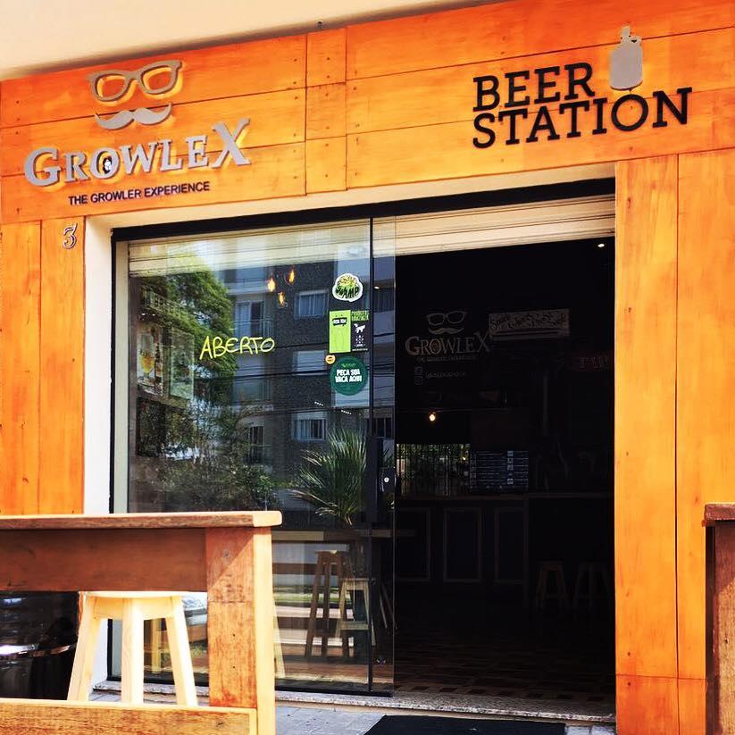 Growlex Beer - Alto da XV