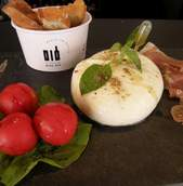 Festival de Burrata no Diô Wine Bar