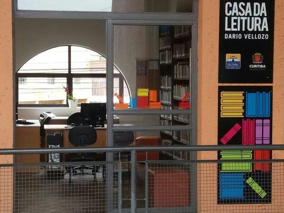 Casa da Leitura Dario Vellozo