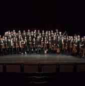 Mozart, Schubert & Garcia - Orquestra Sinfônica do Paraná
