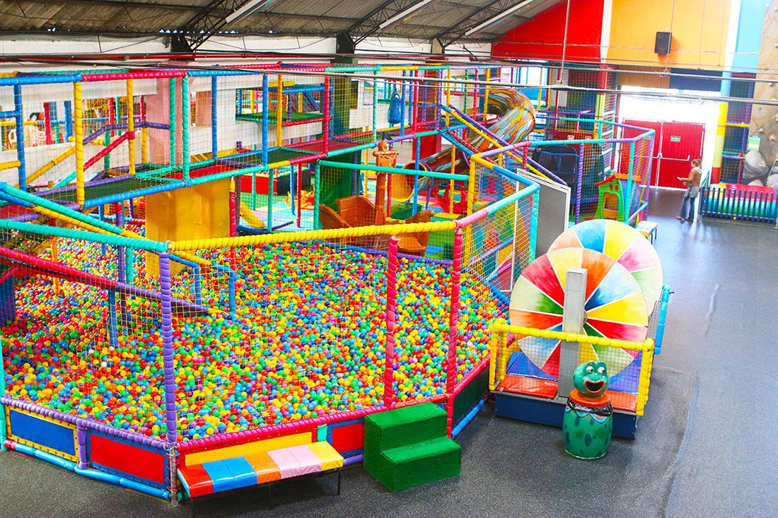 Kinder Park - Parque de Diversões