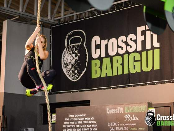 Crossfit Barigui - Juvevê
