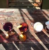 Temporada pinhão com quentão no Quermesse