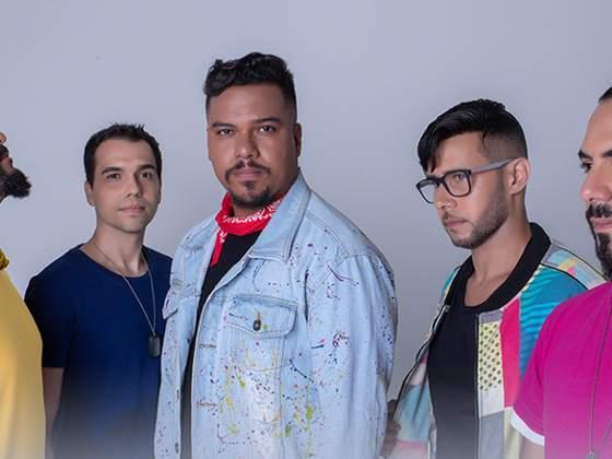 Pagode Fest na Live Curitiba