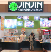Jin Jin Wok - Gastronomia Asiática