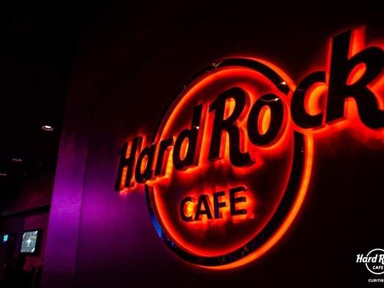 Dia Mundial do Rock no Hard Rock Cafe