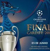 Final da UEFA Champions League no Cinemark