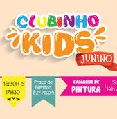 Festas Juninas no Clubinho Kids