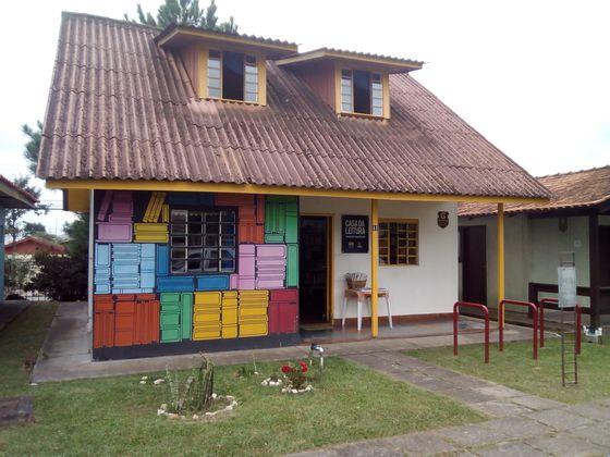 Casa da Leitura Walmor Marcellino