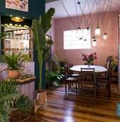 Botanique - Café Bar Plantas