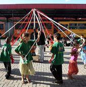 Festival Folclórico de Etnias
