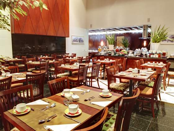 Restaurante Origens - Radisson Hotel Curitiba