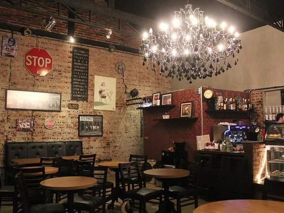 New York Café (PERMANENTEMENTE FECHADO)