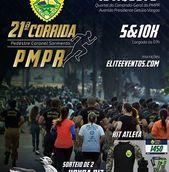 21ª Corrida Pedestre da PMPR