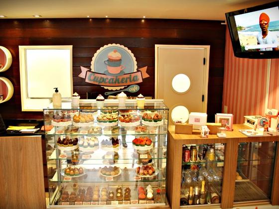 Cupcakeria Café