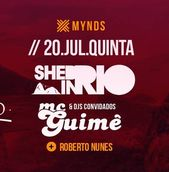 Shed In Rio com MC Guimê