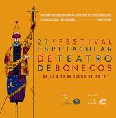 21º Festival Espetacular de Teatro de Bonecos