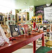 Le Mundi Café Terapêutico e Livroteca