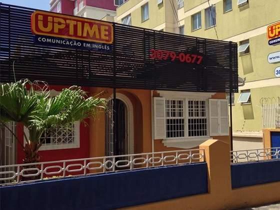Uptime Comunicação em Inglês - Centro