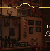 Barbearia Saint Germain - Centro