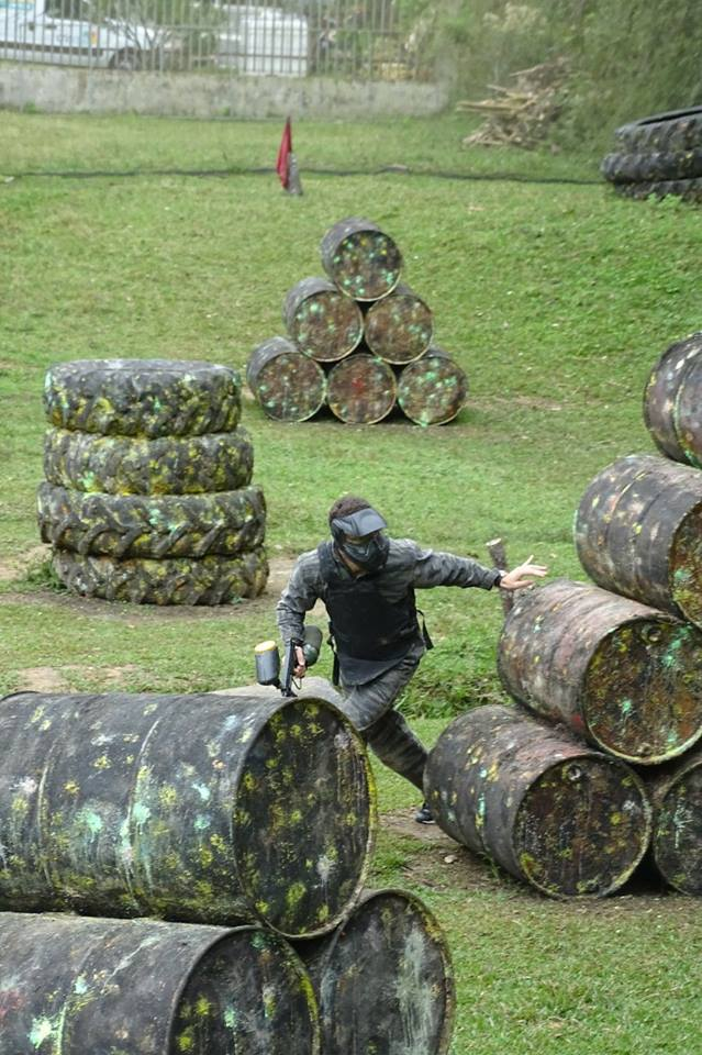 São José Eco Paintball