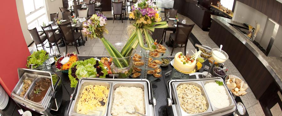 Ticiano Espaço Gastronômico - Quality Hotel