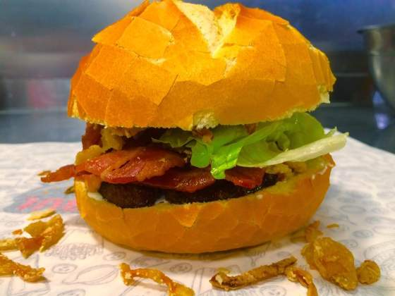 Jurassic Burger