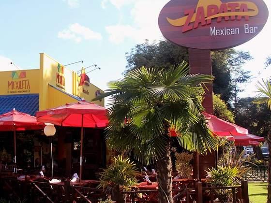 Zapata Mexican Bar - Centro Cívico
