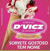 D'Vicz Sorvetes - Shopping Estação