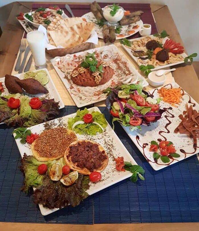Al Zaeim Syrian Cuisine