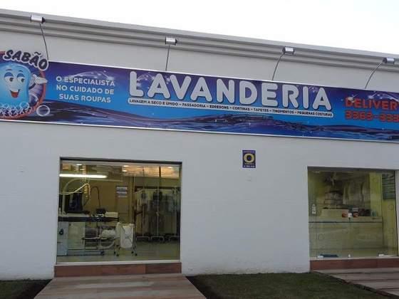 Dr. Sabão Lavanderia