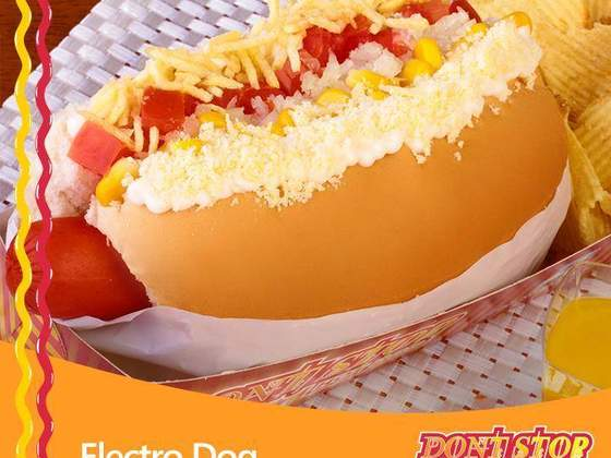 Dont Stop Hot Dog