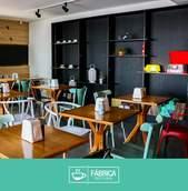 Fábrica Cafeteria