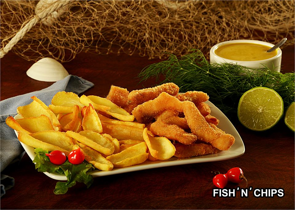 Paradoja Fish and Chips - Ca'dore