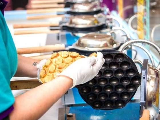Bubble Cone Waffle - Shopping Palladium