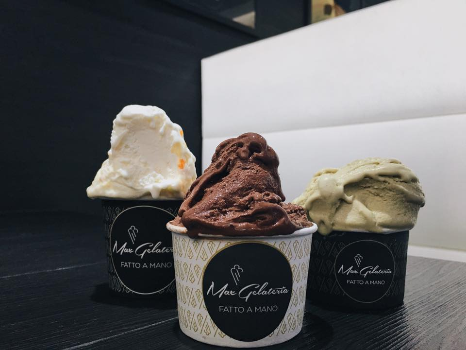 Max Gelateria - Trindade Shopping