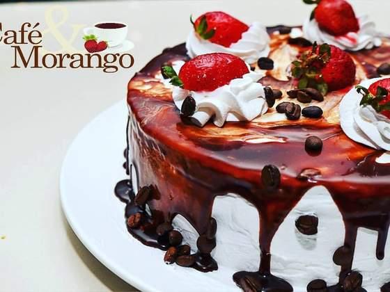 Café & Morango Cafeteria e Doceria