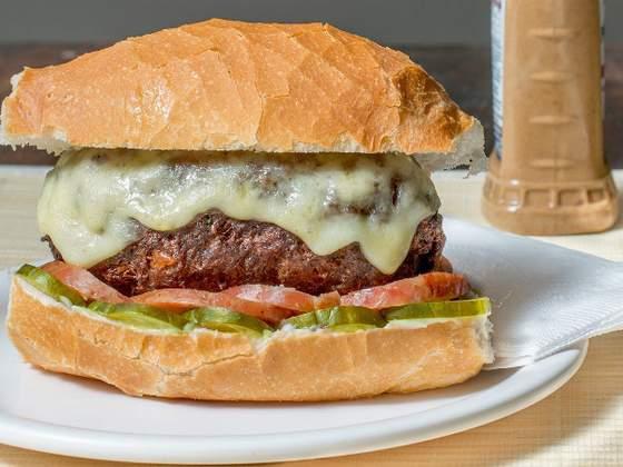 Bolinho de carne. Foto: Gazeta do Povo